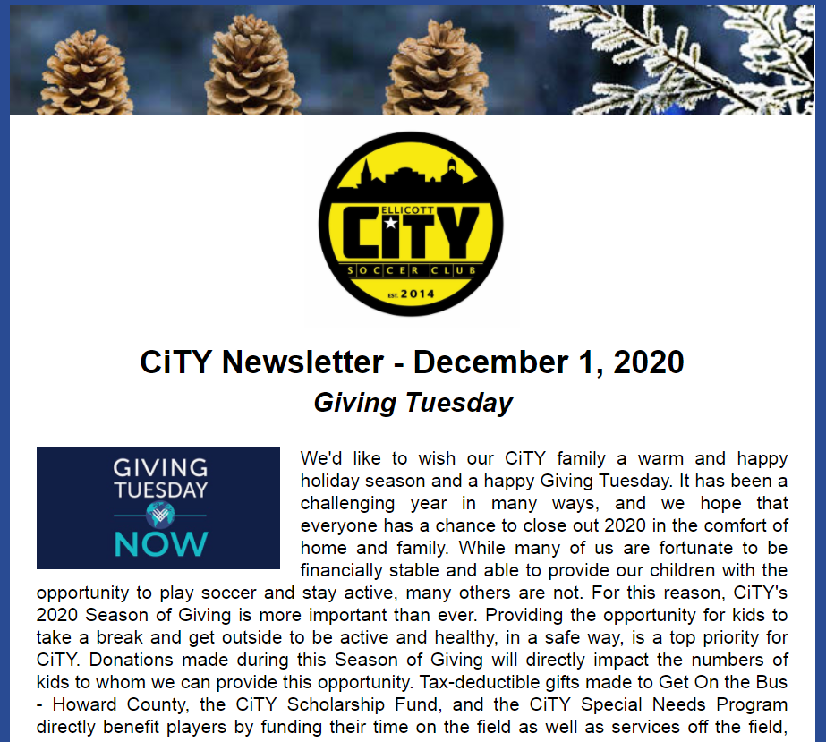 DecemberNewsletter